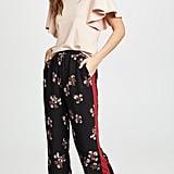 BB Dakota Feel the Flower Trousers