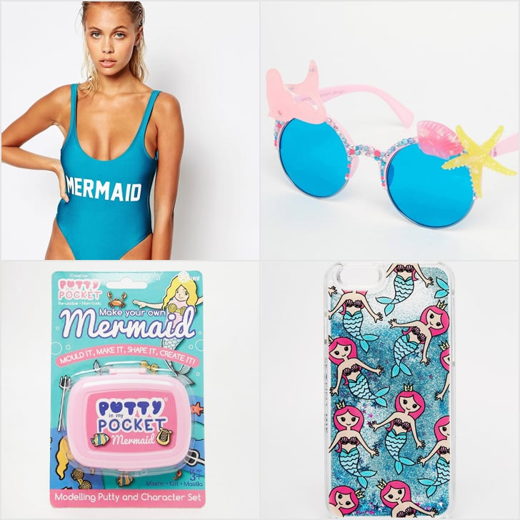 19 Summer Essentials For the Girl Obsessed With Mermaids