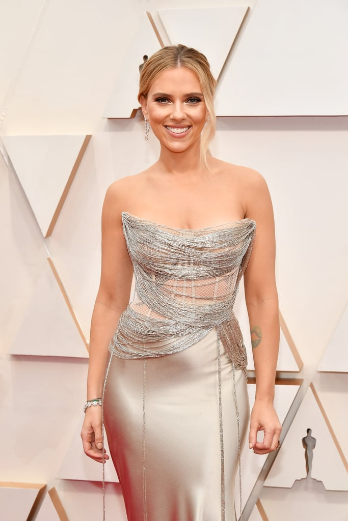 Scarlett Johansson at the Oscars 2020 | 2020 Oscars: See ...