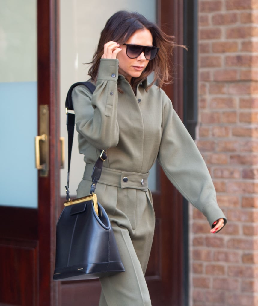 Victoria Beckham's Latest Trick Is Definitely 1 For the Fashion Books