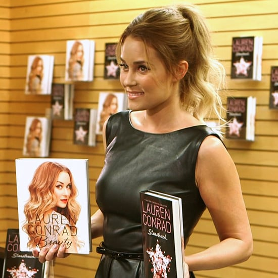 Lauren Conrad Interview on Her Beauty Book and Halloween
