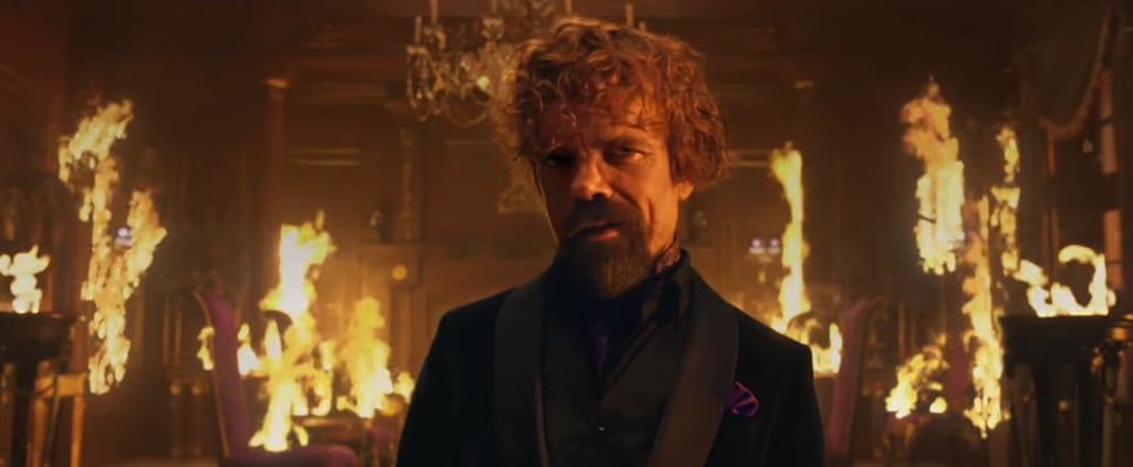 Peter Dinklage and Morgan Freeman Spit Some Serious Fire in This Epic Super Bowl Ad