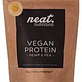 Neat Nutrition Protéine en Poudre Pois et Chanvre, Vegan Friendly (28€)