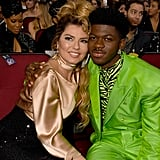 Shania Twain and Lil Nas X at the 2019 American Music Awards