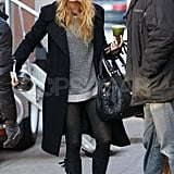 Blake Lively in NYC.