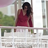 Amal Clooney Rosie Assoulin Top in Cannes 2016