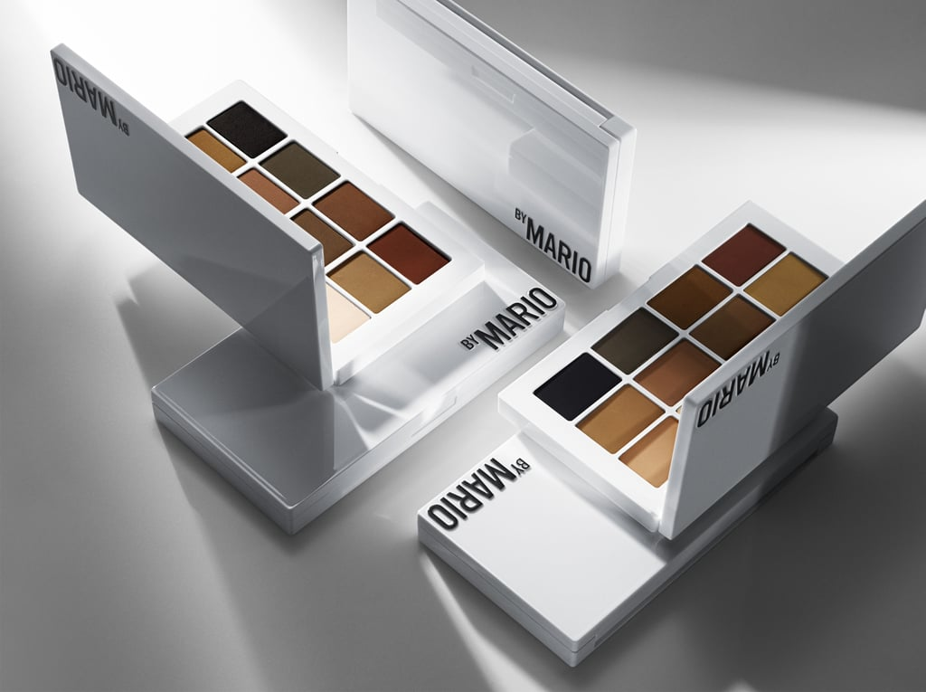 "The first product Dedivanovic began working on was the Master Mattes. ""I wanted to start with an eye collection because when I do makeup, I always start with eyes first,"" he said.  The 12-pan palette is inspired by skin tones and a makeup technique he's been using for years: ""I shape and contour the eyes using, typically, different varying shades of foundation and or concealer to sort of shape and contour the eyes, before I apply eyeshadows on it — sometimes I leave it just with the skin tones."" When it came to nailing down the inspiration for his debut collection, Dedivanovic knew he didn't want his fans to feel cornered into a particular look or definition of beauty when using his products. Instead, he took nods from nature and the universe to create an assortment of products that are versatile and allow the user to run with their imagination."