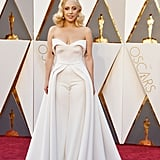Lady Gaga at the 2016 Academy Awards