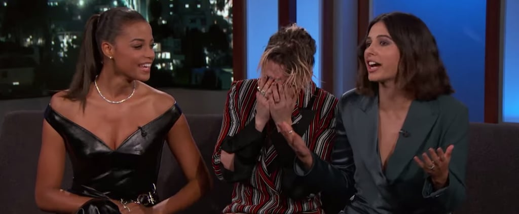 The Charlie's Angels Cast on Jimmy Kimmel Live Video