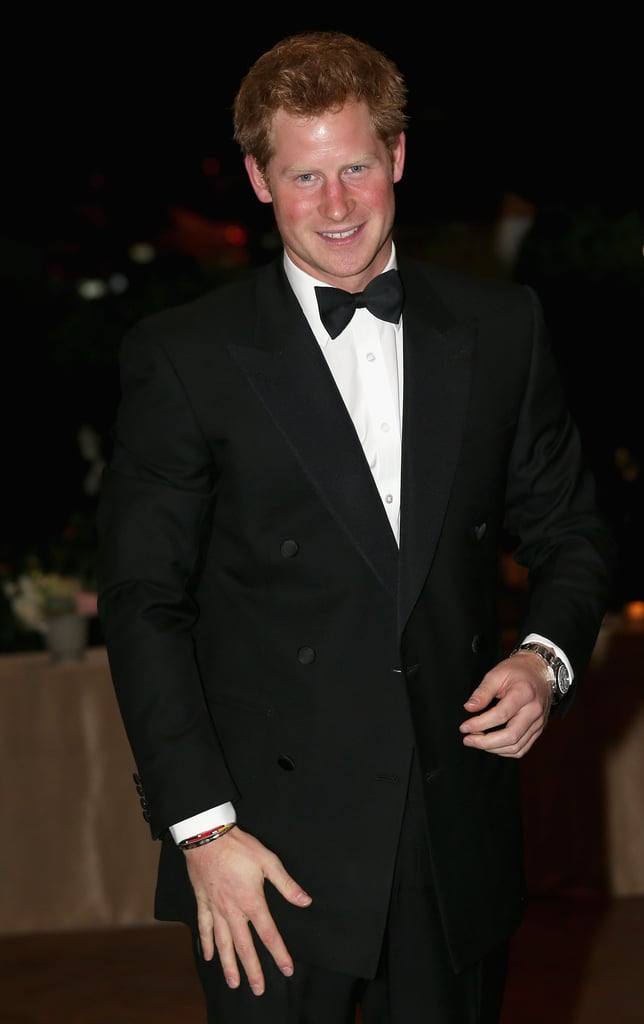 Princes have the best hair, like Prince Harry, who proves that ginger is the new tall, dark, and handsome.