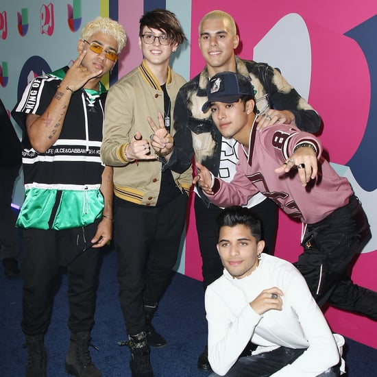 CNCO Headlining Billboard and Pepsi's En Vivo Latin Series
