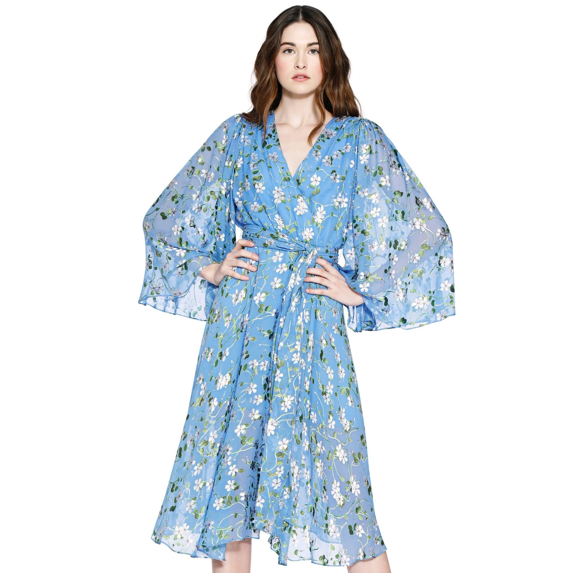 23d5d05f1415f Diane von Furstenberg Cybil Silk Jersey Banded Wrap Dress | Best Wrap  Dresses 2018 | POPSUGAR Fashion UK Photo 14