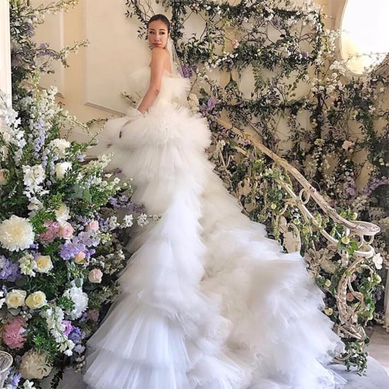 Feiping Chang Giambattista Valli Wedding Dress