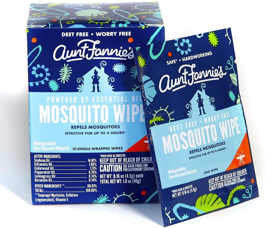 Aunt Fannie's Mosquito Wipes