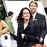 On the Set of 30 Rock