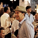 Edward Norton was in the center of Amalfi, Italy for a June 2012 vacation.