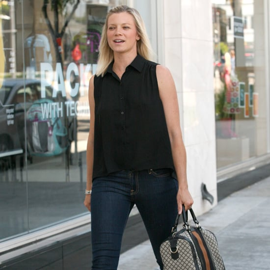 Amy Smart Gucci Bag