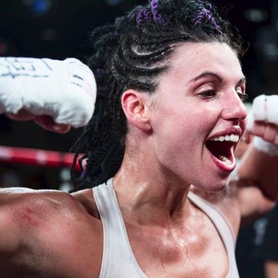 Boxer Alicia Napoleon