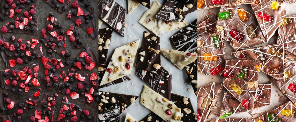 21 Ridiculously Delicious, Ridiculously Easy Chocolate Bark Recipes