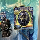 Hatching Toothless in the Packaging