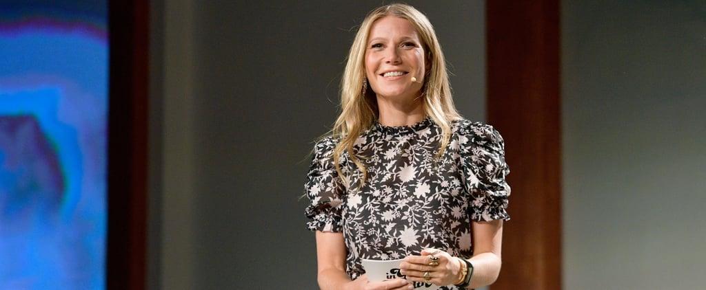 Gwyneth Paltrow's Goop Netflix Series Details