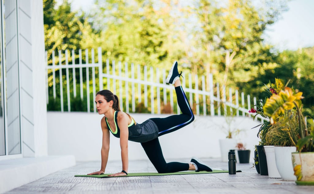 Carve Strong, Shapely Leg and Butt Muscles With This 3-Move Bodyweight Workout