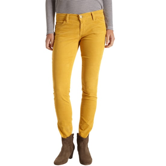These Genetic Denim mustard corduroys ($89, originally $218) have the power to punch up just about any top (tanks, tees, a denim button-down, etc.). Plus, they'll look great come Fall.
