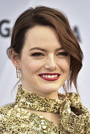 Celebrity Natural Hair Color