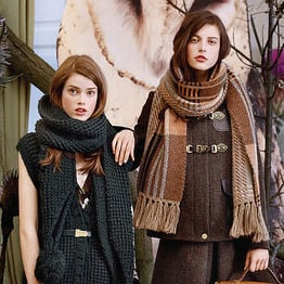 Mulberry Fall 2011 Ad Campaign