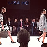 Some of the looks presented by ace Australian designer Lisa Ho at L'Oreal Melbourne Fashion Festival.