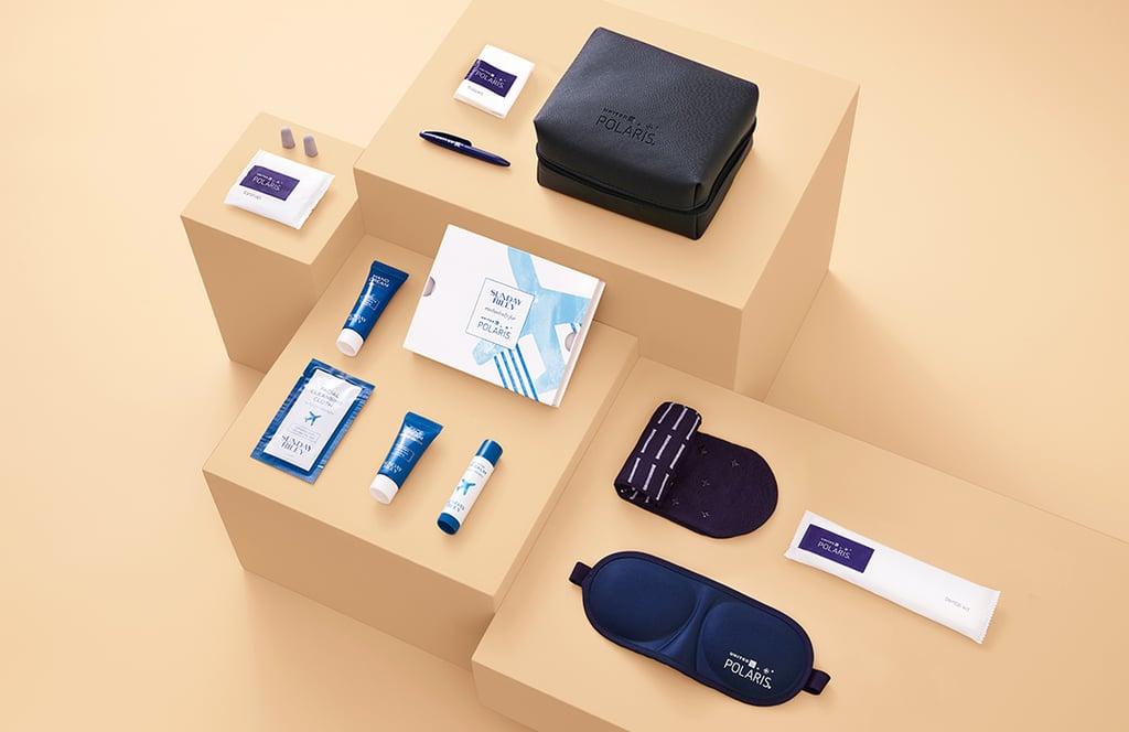 Sunday Riley Amenity Kit Available on United Polaris Business Class