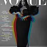 Lizzo on the Cover of British Vogue's December 2019 Issue