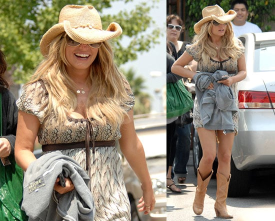 Photos of Jessica Simpson and Details About Her Album Which Will Be Released September 9