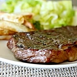 Pan-Seared Rib-Eye