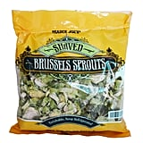 Trader Joe's Shaved Brussels Sprouts ($3)