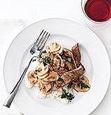 Fast & Easy Dinner: Beef Stroganoff