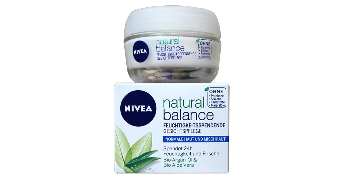 Nivea Visage Pure & Natural Day Cream