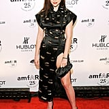 Photos of the Red Carpet at the 2011 amfAR New York Gala