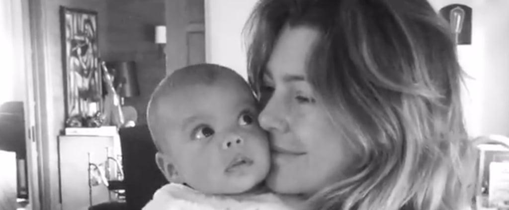 """Ellen Pompeo Is """"Boy Crazy"""" About Her Newborn Son in Sweet Instagram Video"""