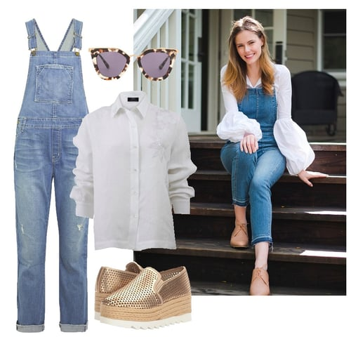 Best Dressed This Week: Overalls