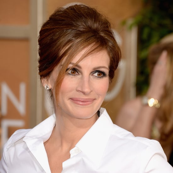 Julia Roberts Pictures at 2014 Golden Globes