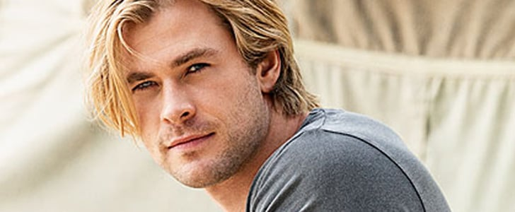 Chris Hemsworth People Sexiest Man Alive 2014 Cover