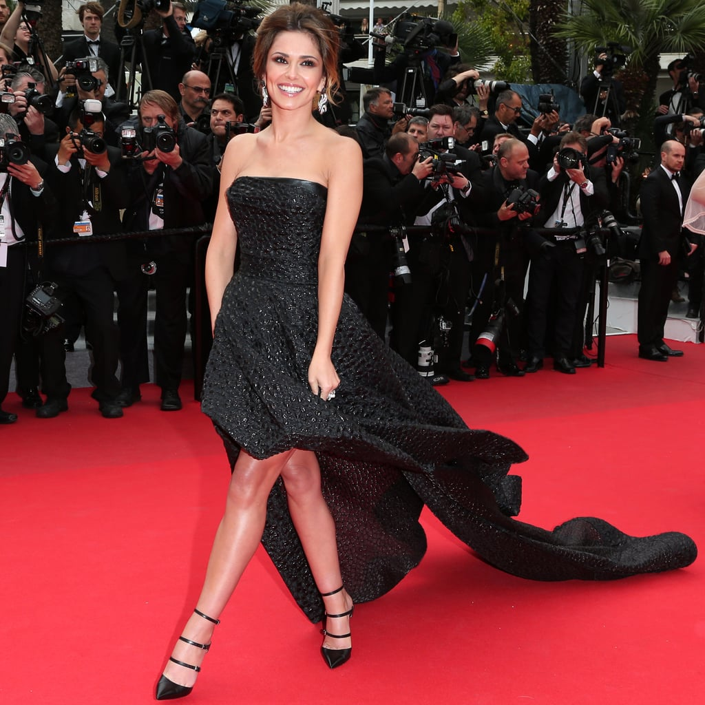 Cheryl Cole at the Cannes Film Festival 2014   Pictures