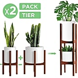 2 Pack Indoor Plant Stands