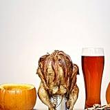 Bacon-y Beer-Can Chicken