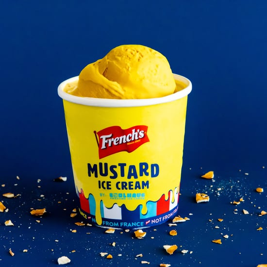 Coolhaus French's Mustard Ice Cream Review