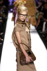 Michael Kors Autumn Winter 2008 Runway Show Video and Designer Interview