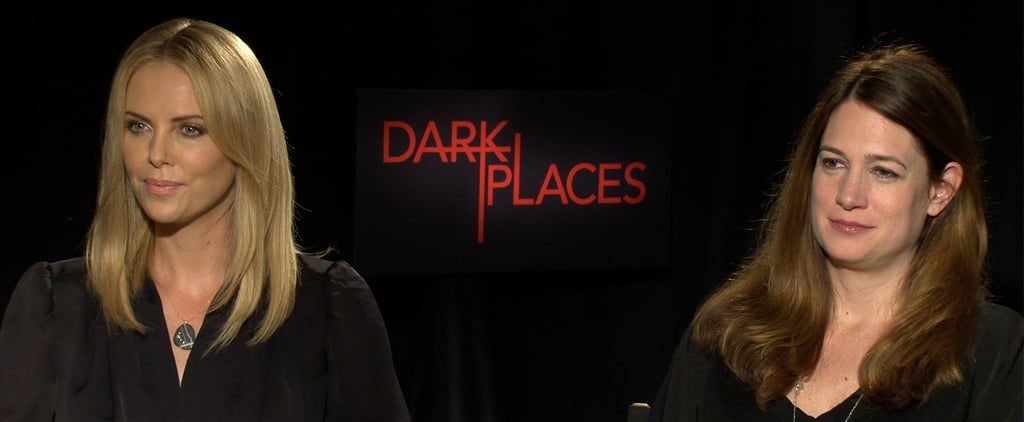 Charlize Theron Interview For Dark Places