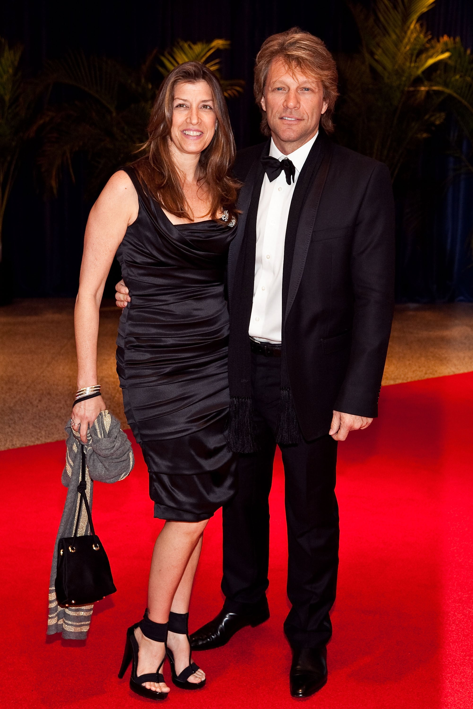 Jon Bon Jovi And Dorothea Hurley See Which Stars Love The White House Correspondents Dinner Popsugar Celebrity Photo 61