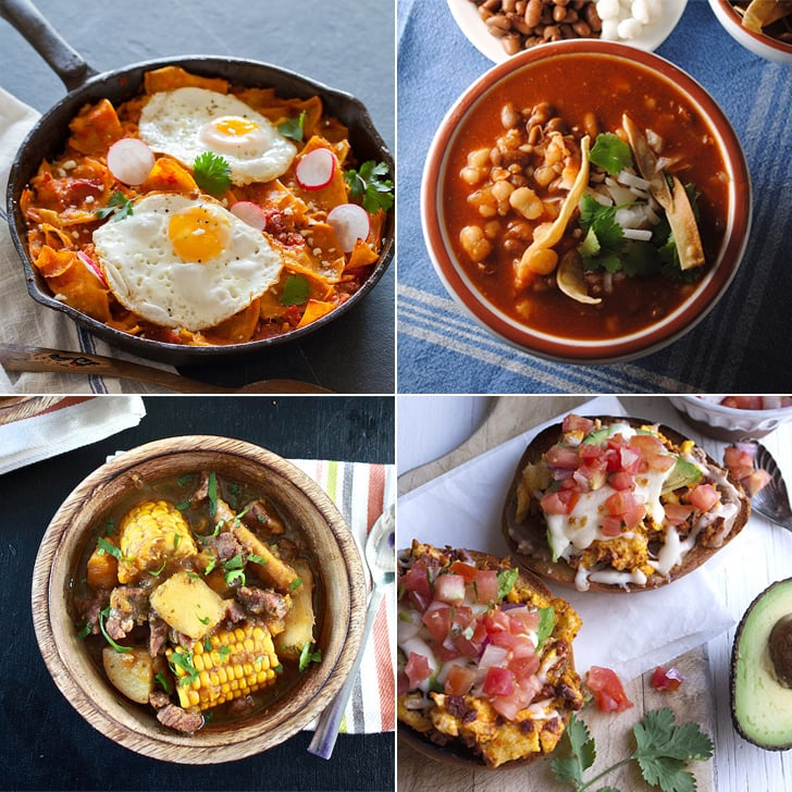 Latin-Inspired Comfort Food Recipes